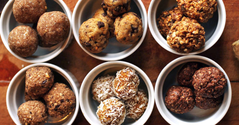 6 Nutritious Energy Bites To Satisfy Your Sweet Tooth