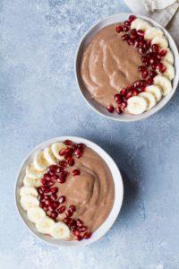 Creamy Protein Chocolate Chia Pudding