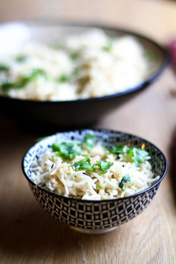 Indian Jeera Rice