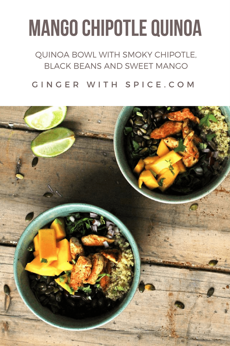 Mango Chipotle Bowl