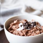 Chocolate Coconut Overnight Oats