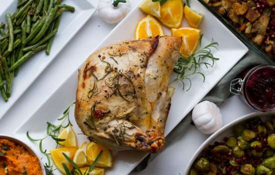 Thanksgiving for Two (plus leftovers): A Complete Menu and Planner
