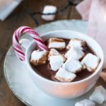 Homemade Fluffy Peppermint Marshmallows