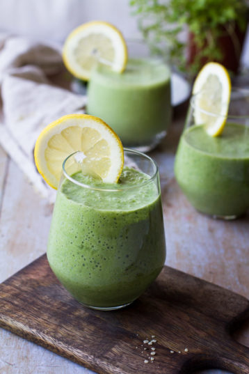 Best Green Smoothie Recipe for Upset Stomach