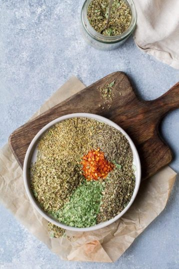 How to Make Italian Seasoning with Pantry Staples