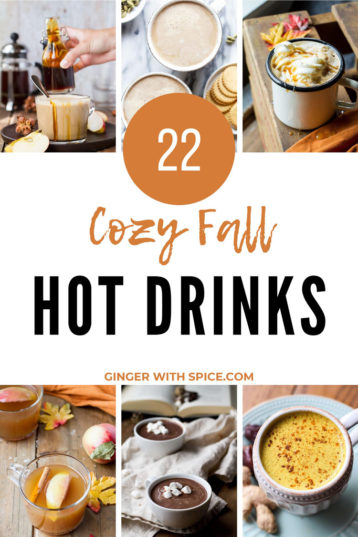 22 Hot Drinks to Keep You Warm this Fall