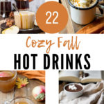 Cozy Hot Drinks for Fall Pinterest Pin 6.