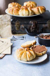 Brown Butter Pumpkin Rolls Recipe